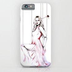 La Robe Rouge iPhone 6 Slim Case
