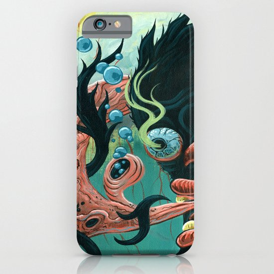 Guardian of the Bubble Pipes of Creation iPhone & iPod Case