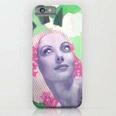 Victorian Green iPhone 6 Slim Case