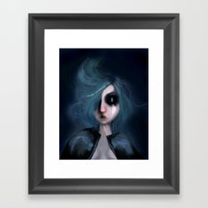 Chronophobia Framed Art Print