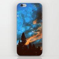 Skylights iPhone & iPod Skin