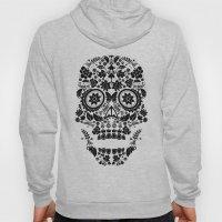 Day Of The Dead Skull No… Hoody