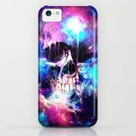 Space Skull iPhone 5c Slim Case