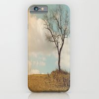 iPhone & iPod Case featuring Single Tree by Sara Strutz