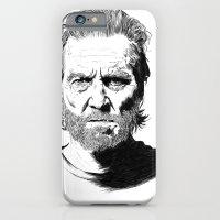 Jeff iPhone 6 Slim Case