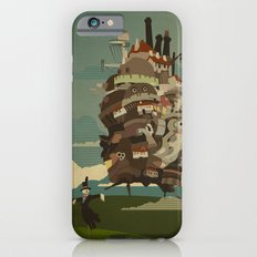 Moving Castle iPhone 6 Slim Case