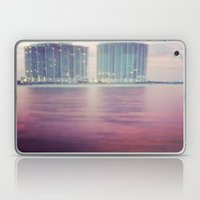 Hotels on the water Laptop & iPad Skin