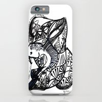 Shallow River Young Leaves iPhone 6 Slim Case