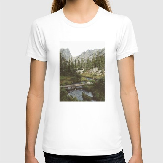Dream Lake Creek T-shirt