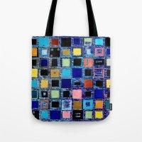 Living In A Box (global)… Tote Bag