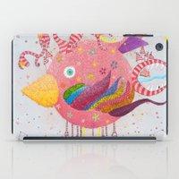 the bird-world iPad Case