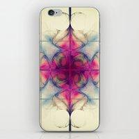 The Cross of Eternity Nebula iPhone & iPod Skin