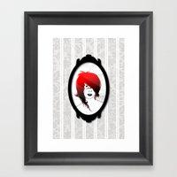 Liff Framed Art Print