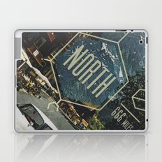 666 miles north Laptop & iPad Skin