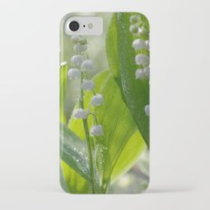 Lily of the valley Slim Case iPhone 7