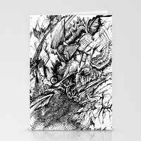 Aggresive Stationery Cards