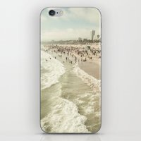 Jump In iPhone & iPod Skin