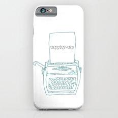 Vintage typewriter iPhone 6 Slim Case