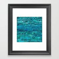 :: Tropical Sea :: Framed Art Print