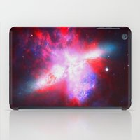 Space. In Color. iPad Case