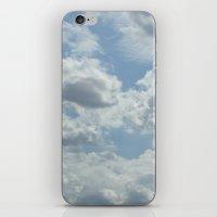 Dream Clouds iPhone & iPod Skin