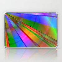 Rainbow Point Laptop & iPad Skin