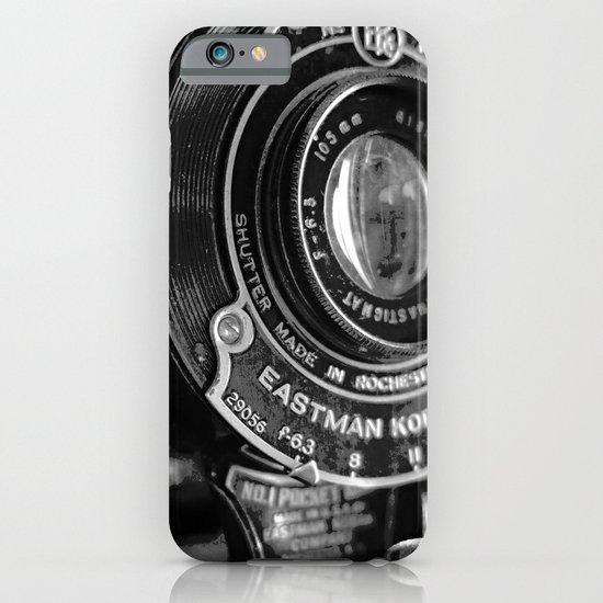 anastigmat iPhone & iPod Case