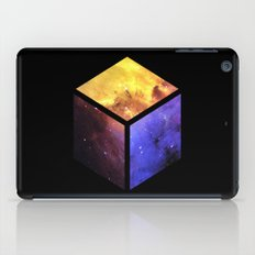 Nebula Cube - Black iPad Case