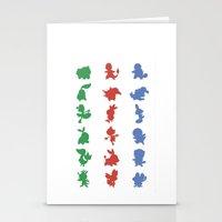 Starters Stationery Cards