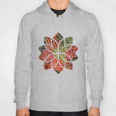 Floral Abstract 7 Hoody