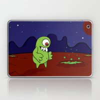 Space Character Laptop & iPad Skin