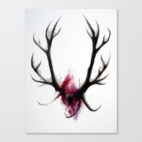 The Spoils Canvas Print