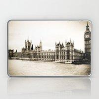 Big Ben And The Houses O… Laptop & iPad Skin
