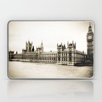 Big Ben And The Houses O… Laptop & iPad Skin