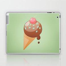Chocolate Icecream Laptop & iPad Skin