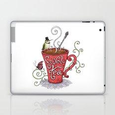 Frivoli-Tea Laptop & iPad Skin
