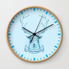 Expecto Patronum- Harry Potter Wall Clock