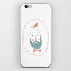 An Inconvenient Bird iPhone & iPod Skin
