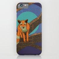 Fox At Night iPhone 6 Slim Case