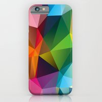 iPhone & iPod Case featuring Geometric view by Three of the Possessed