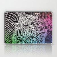 Bike Yard 1 Laptop & iPad Skin