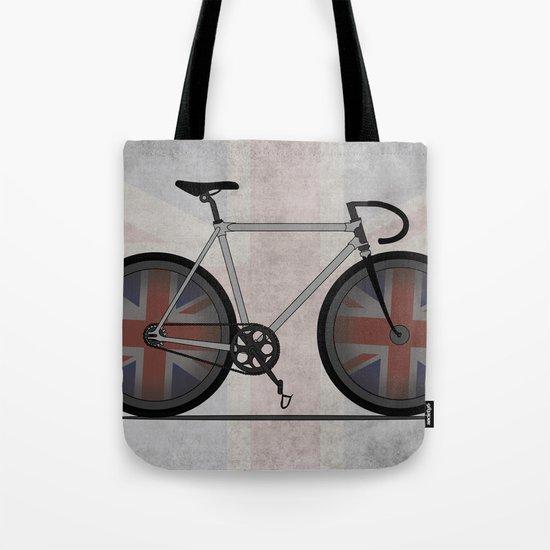 British Cycling is Brilliant Tote Bag
