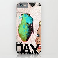 iPhone & iPod Case featuring LOVELY DAY... by matto