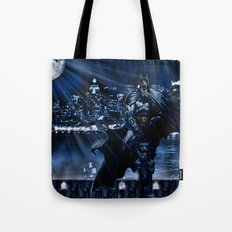 Dark Knight version 2 Tote Bag