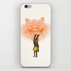Scared Stiff iPhone & iPod Skin