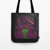 Till the End Tote Bag