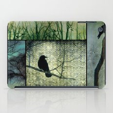 Square Of Crows iPad Case