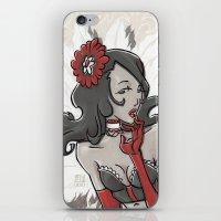 BURLESQUE iPhone & iPod Skin