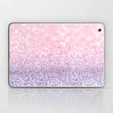 Pink and Lavender Glitter Laptop & iPad Skin