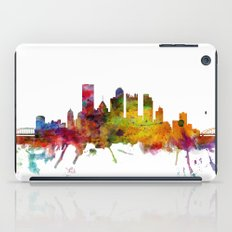 Pittsburgh Pennsylvania Skyline iPad Case
